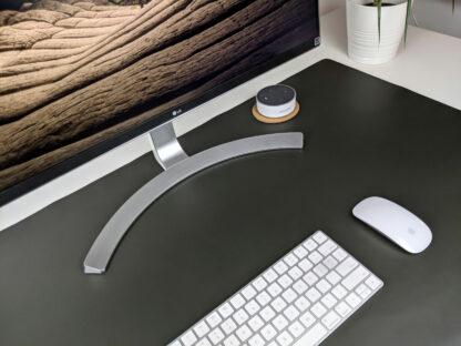 Elegancki przedmiot w Twoim biurze - mata ze skóry