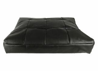 Oliwkowa - ciemnozielona poduszka pod Twoje nogi