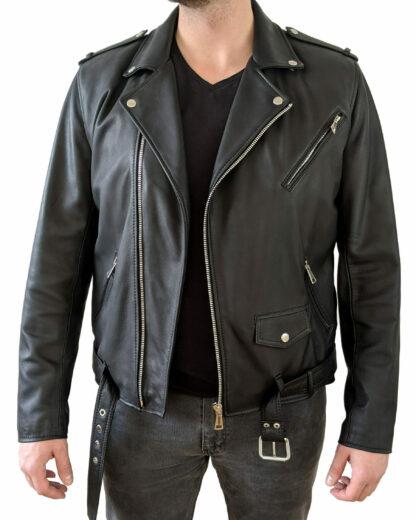Ramoneska męska - motocyklowa